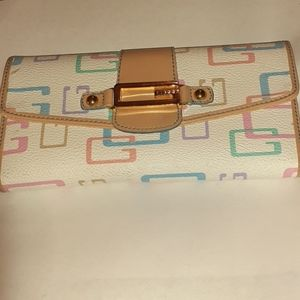 Guess Wallet Lightly Used
